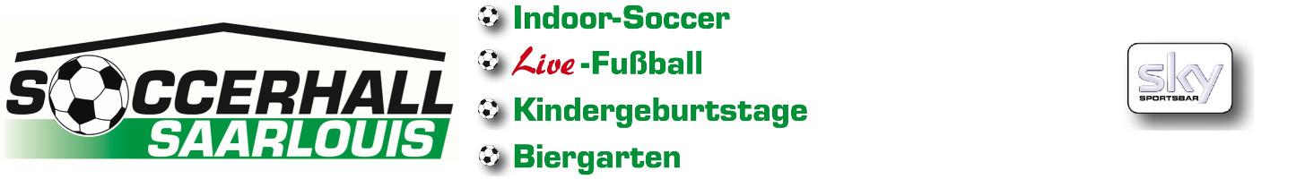 Soccerhall-Saarlouis